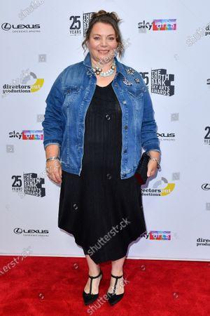 Editorial image of South Bank Sky Arts Awards, London, UK - 19 Jul 2021