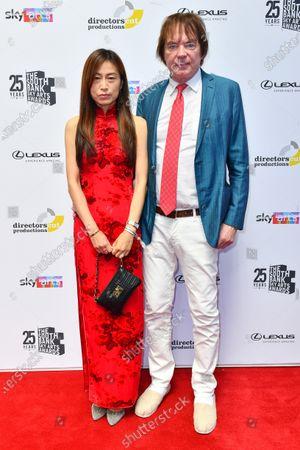 Jiaxin Cheng and Julian Lloyd Webber