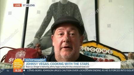 Editorial photo of 'Good Morning Britain' TV Show, London, UK - 19 Jul 2021