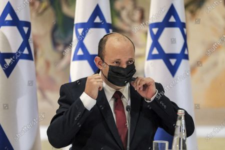 Editorial picture of Politics, Jerusalem, Israel - 19 Jul 2021