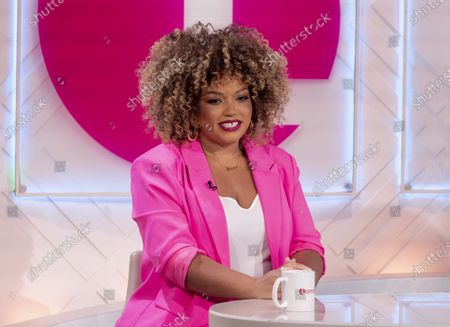 Editorial picture of 'Lorraine' TV show, London, UK - 19 Jul 2021