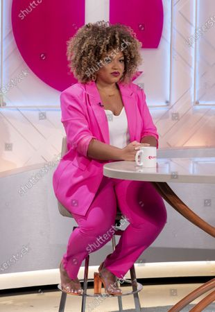 Editorial photo of 'Lorraine' TV show, London, UK - 19 Jul 2021