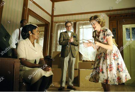 Lucian Msamati (Albert) Lorna Brown (Francine) Martin Freeman (Karl) Sophie Thompson (Bev)