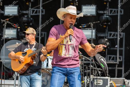 Editorial photo of Country Thunder Music Festival, Twin Lakes, Wisconsin, USA - 18 Jul 2021