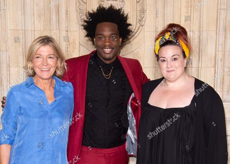 Jemma Redgrave, Lionheart and Emma Lindars