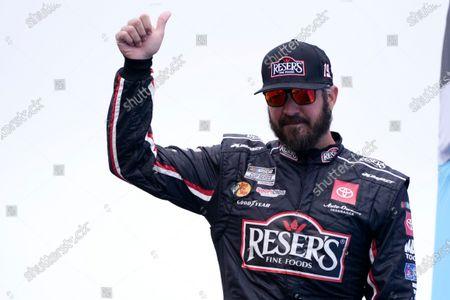 Editorial image of NASCAR New Hampshire Auto Racing, Loudon, United States - 18 Jul 2021