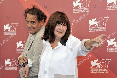 Producer Jean Francois Lepetit and Director Catherine Breillat
