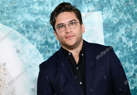 """Stock Image of Actor Matthew Shear attends the world premiere of """"Old"""" at Rose Theater at Jazz at Lincoln Center, in New York"""