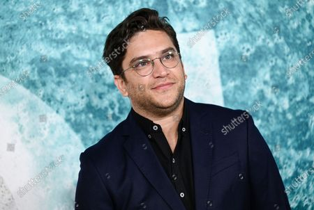 """Actor Matthew Shear attends the world premiere of """"Old"""" at Rose Theater at Jazz at Lincoln Center, in New York"""