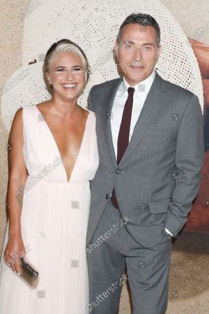 Editorial picture of 'Old' film premiere, New York, USA - 19 Jul 2021