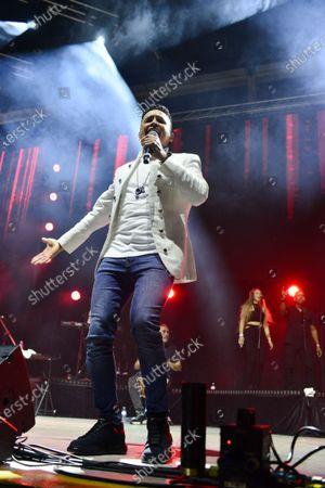 Colombian Singer Jorge Celedon