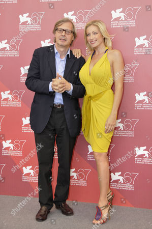 Vittorio Sgarbi and Vittoria Risi