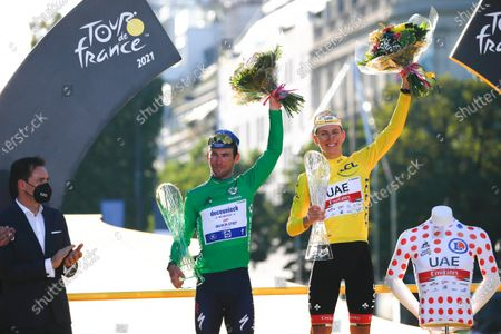 Editorial image of 21th and Last Stage of The 108th Edition of Tour de France Cycling Race - 18 Jul 2021