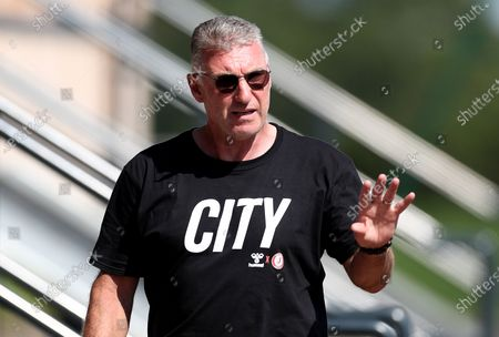 Stock Image of Bristol City Manager Nigel Pearson.