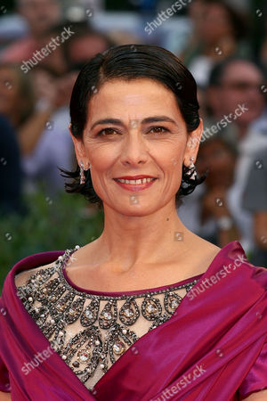 Editorial image of 'Miral' film premiere, 67th Venice International Film Festival, Italy - 02 Sep 2010