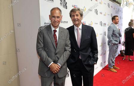 Editorial photo of South Bank Sky Arts Awards, London, UK - 19 Jul 2021