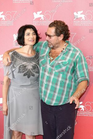 Editorial picture of 'Miral' film photocall, 67th Venice International Film Festival, Venice, Italy - 02 Sep 2010