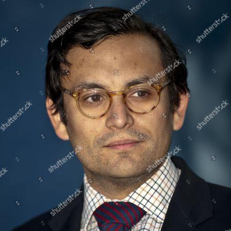Stock Picture of Simon Van Booy