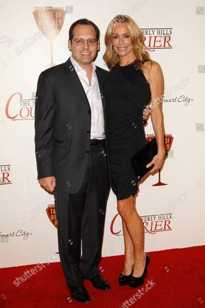 Taylor Armstrong and husband Russell Armstrong