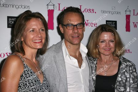 Stock Photo of Jennifer Van Dyk, Jonathan Walker and Allison Fraiser