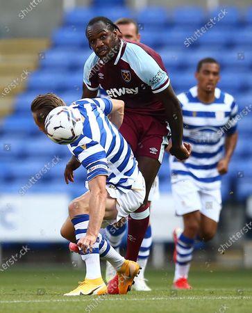 Michail Antonio of West Ham United