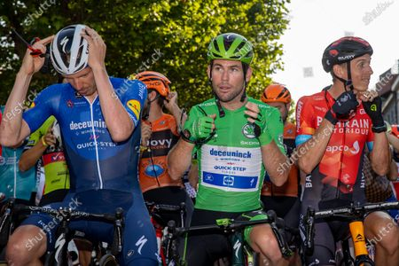 Editorial picture of Cycling Natour Criterium Roeselare, Roeselare, Belgium - 20 Jul 2021