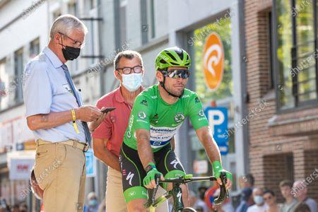 Editorial photo of Cycling Natour Criterium Roeselare, Roeselare, Belgium - 20 Jul 2021