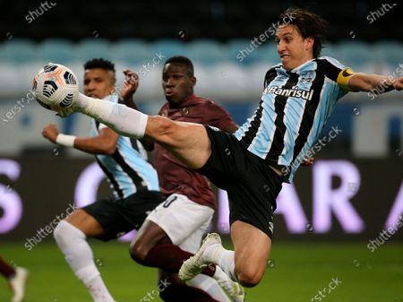 Editorial image of Ecuador Soccer Copa Sudamericana, Porto Alegre, Brazil - 20 Jul 2021