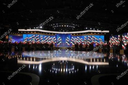 Editorial picture of Free Iran World Summit day 3, Tirana, Albania - 12 Jul 2021