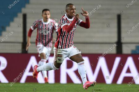 Editorial picture of Brazil Soccer Copa Libertadores, Buenos Aires, Argentina - 20 Jul 2021