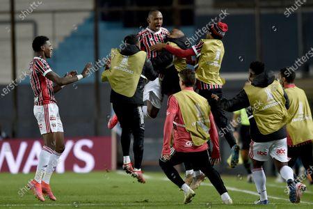 Editorial image of Brazil Soccer Copa Libertadores, Buenos Aires, Argentina - 20 Jul 2021