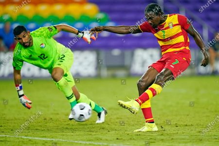 Editorial photo of CONCACAF Gold Cup Panama Grenada Soccer, Orlando, United States - 21 Jul 2021