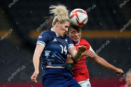 Editorial image of Tokyo Olympics Soccer, Sapporo, Japan - 21 Jul 2021
