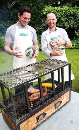 Ahead of the British and Irish Lions Tour of South Africa test matches, streaming service NOW enlists rugby stars Matt Dawson and Francois Louw to compete in the ultimate cultural test match - Braai versus BBQ.