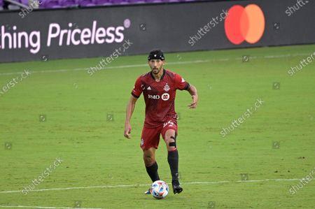 Editorial picture of MLS FC Cincinnati Toronto FC Soccer, Orlando, United States - 26 Jun 2021