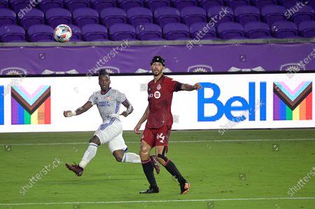 Editorial photo of MLS FC Cincinnati Toronto FC Soccer, Orlando, United States - 26 Jun 2021
