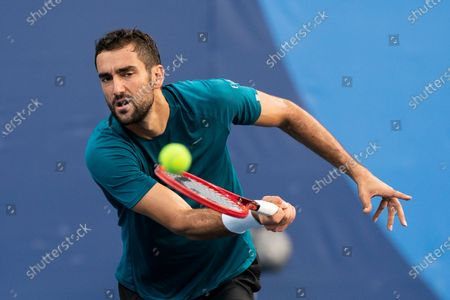 Editorial image of Olympics Tennis, Tokyo, Japan - 21 Jul 2021