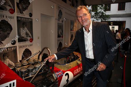 Editorial photo of Jochen Rindt exhibition at the Westlicht Gallery, Vienna, Austria - 02 Sep 2010
