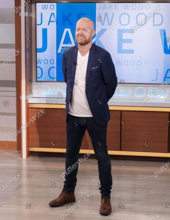 Stock Image of Jake Wood