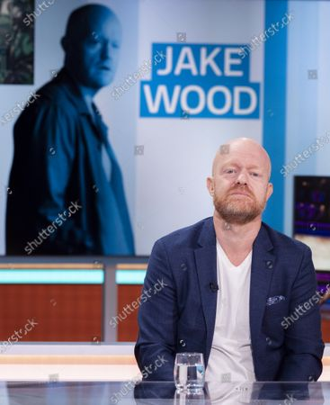 Stock Picture of Jake Wood