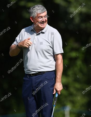 Editorial photo of Cazoo Open, Pro-Am, Golf, Celtic Manor Resort, Newport, UK - 21 July 2021