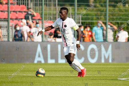 Idrissa Gana Gueye of PSG