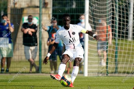 Stock Image of Idrissa Gana Gueye of PSG
