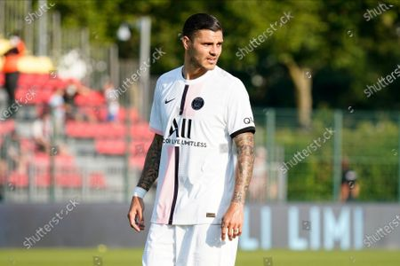Editorial image of Paris Saint Germain v FC Augsburg, Pre-season Friendly, Football, Stade de la Source, Orleans, France - 21 July 2021
