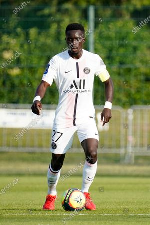 Stock Picture of Idrissa Gana Gueye of PSG