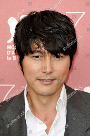 Stock Picture of Woo-sung Jung