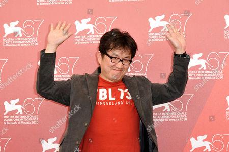 Stock Picture of Chao-Bin Su