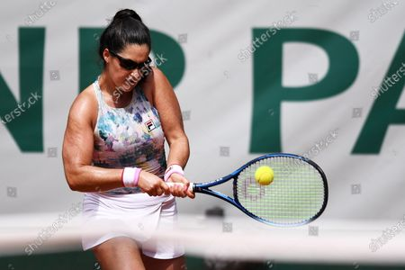 Editorial picture of Poland Open tennis tournament, Gdynia - 21 Jul 2021