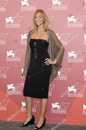 Stock Photo of Valentina Giordanella