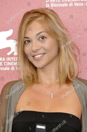 Stock Picture of Valentina Giordanella